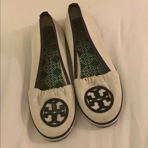 Tory Burch Slide On Sneakers, Size 8M